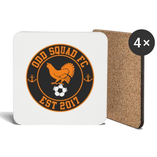 Odd Squad FC - Underlägg (4-pack)