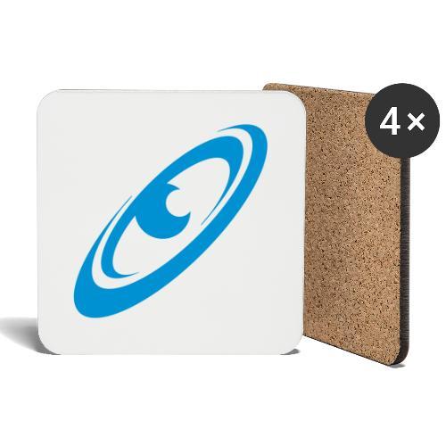 Sagittarius Eye - Coasters (set of 4)