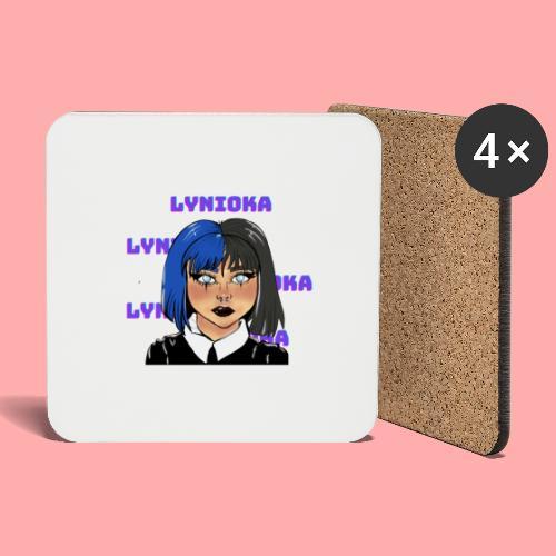 Lynioka Emo - Dessous de verre (lot de 4)