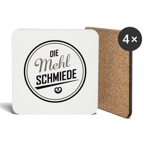 Mehlschmiede - Untersetzer (4er-Set)