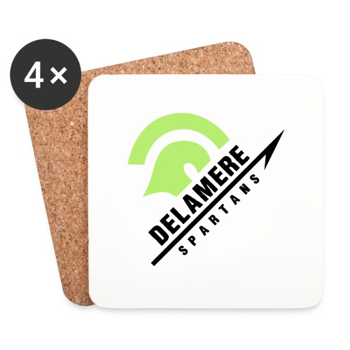 DS angle sticker - Coasters (set of 4)