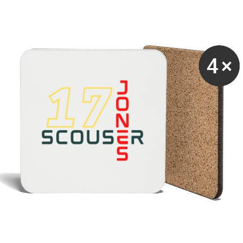Jones - Scouser in our Team, 17 Collection - Coasters (set of 4)