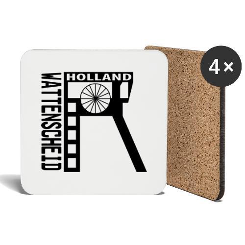 Zeche Holland (Wattenscheid) - Untersetzer (4er-Set)