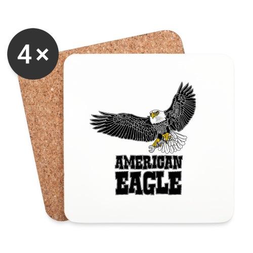 American eagle 2 - Onderzetters (4 stuks)