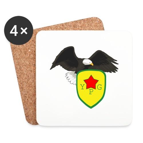 Mens Support YPG Hoodie - Lasinalustat (4 kpl:n setti)