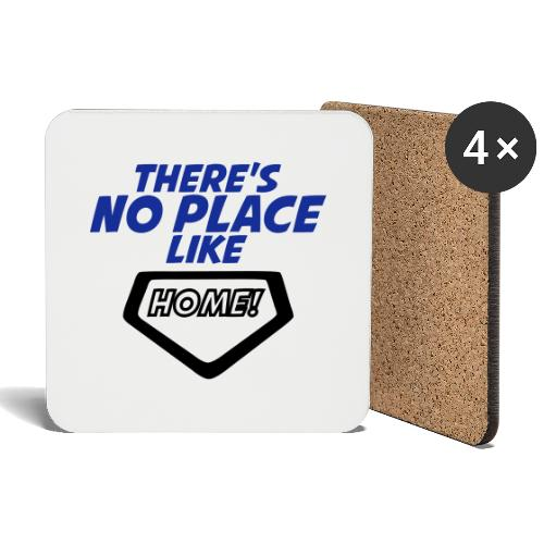 There´s no place like home - Coasters (set of 4)