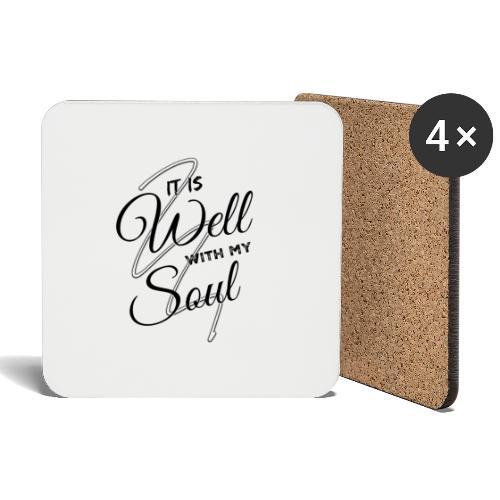 Well Soul Tee - Untersetzer (4er-Set)