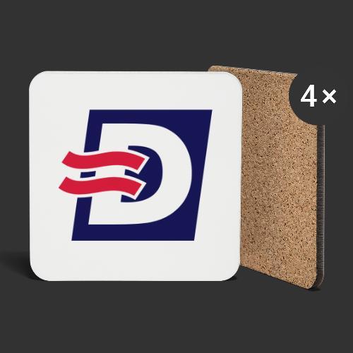 D Dahlén Rederiet - Underlägg (4-pack)