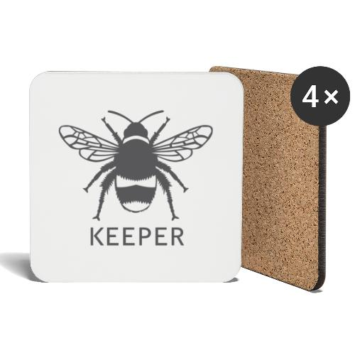 Bee Keeper - Coasters (set of 4)