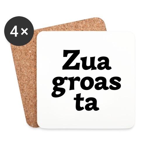 Zuagroasta - Untersetzer (4er-Set)