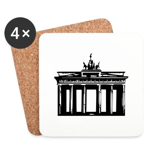 Brandenburger Tor - Untersetzer (4er-Set)