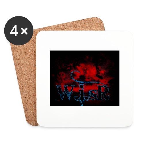 WISR Huppari - Lasinalustat (4 kpl:n setti)