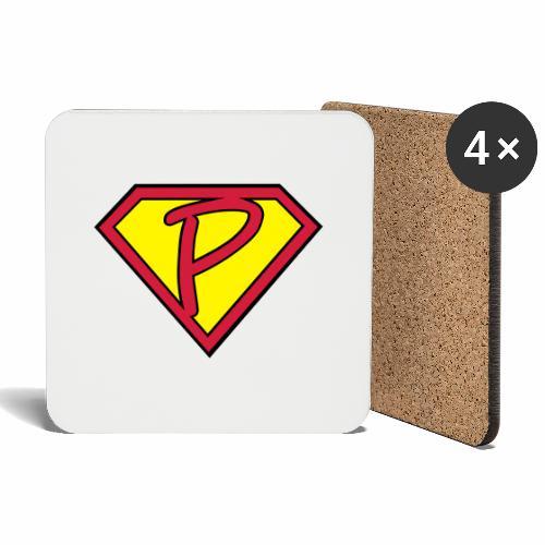 superp 2 - Untersetzer (4er-Set)