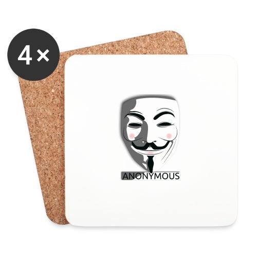 Anonymous - Coasters (set of 4)