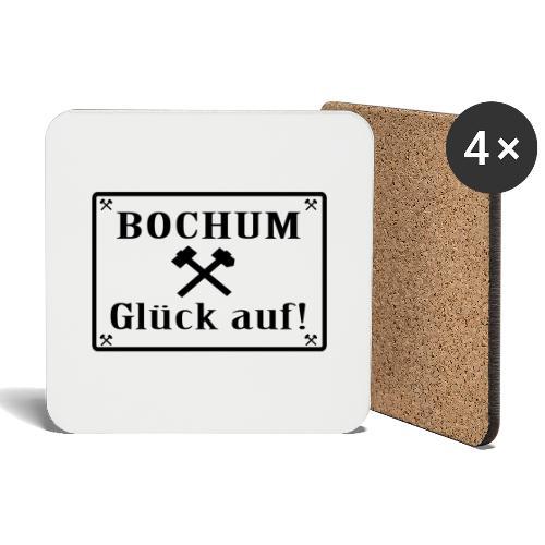 Glück auf! Bochum - Untersetzer (4er-Set)