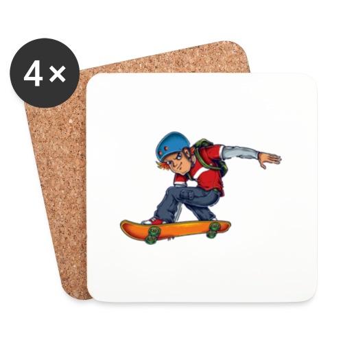 Skater - Coasters (set of 4)