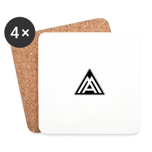 AM - Sottobicchieri (set da 4 pezzi)