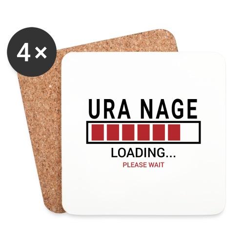 Uranaga Loading... Pleas Wait - Podstawki (4 sztuki w zestawie)
