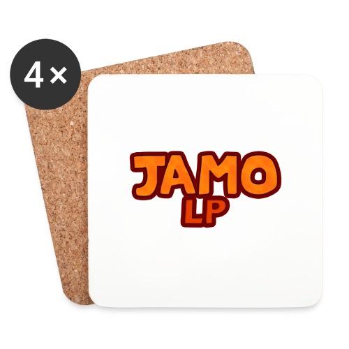 JAMOLP Logo T-shirt - Glasbrikker (sæt med 4 stk.)