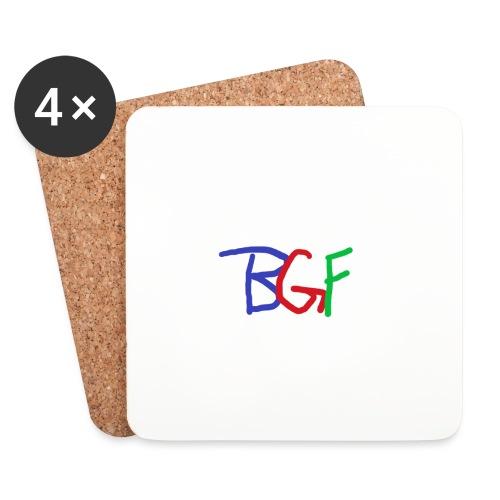 The OG BGF logo! - Coasters (set of 4)