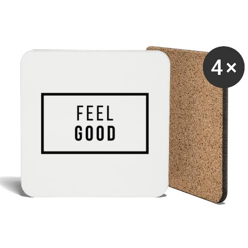 FEEL GOOD - Underlägg (4-pack)