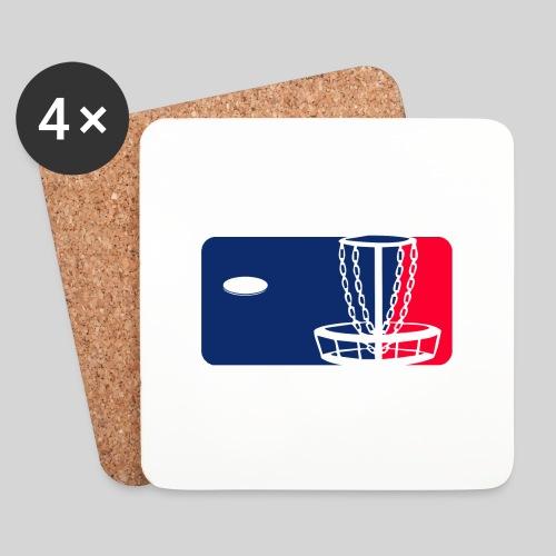Major League Frisbeegolf - Lasinalustat (4 kpl:n setti)