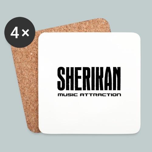 Sherikan - Underlägg (4-pack)