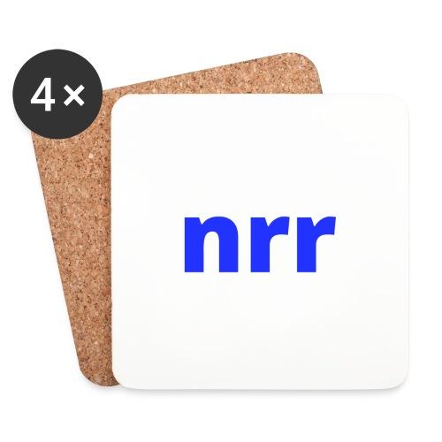 NEARER logo - Coasters (set of 4)