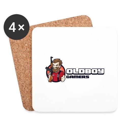 Oldboy Gamers Fanshirt - Brikker (sett med 4)