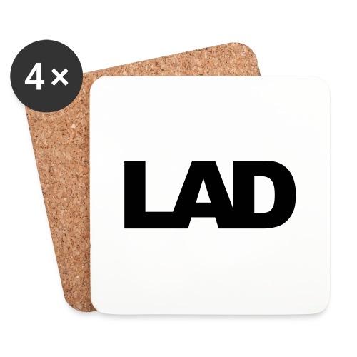 lad - Coasters (set of 4)