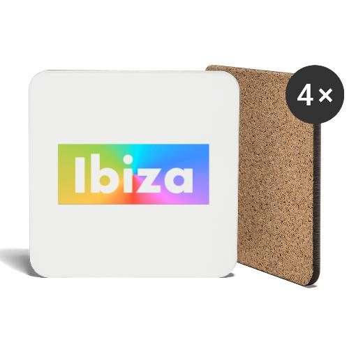 IBIZA Color - Coasters (set of 4)