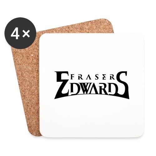 Fraser Edwards Men's Slim Fit T shirt - Coasters (set of 4)