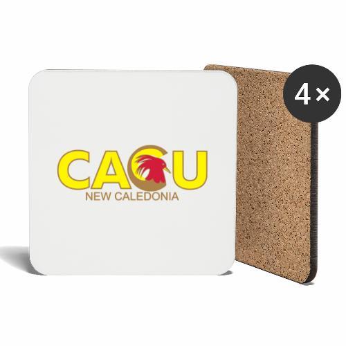 Cagu New Caldeonia - Dessous de verre (lot de 4)