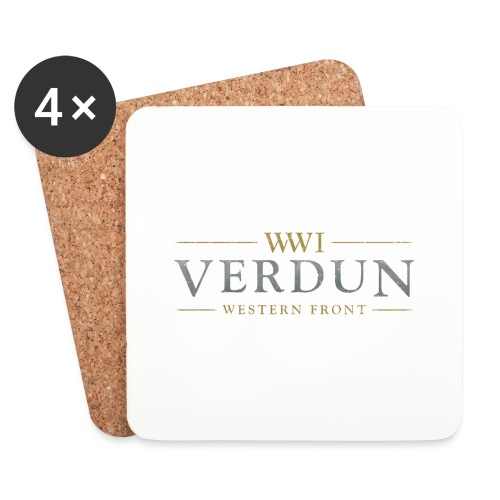 New Verdun Official Logo - Onderzetters (4 stuks)