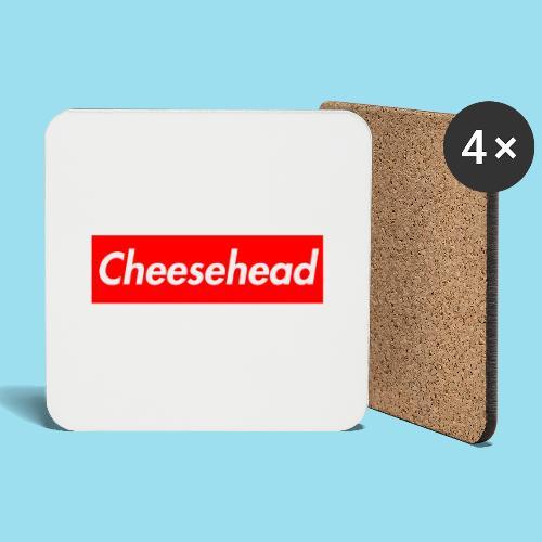 CHEESEHEAD Supmeme - Untersetzer (4er-Set)