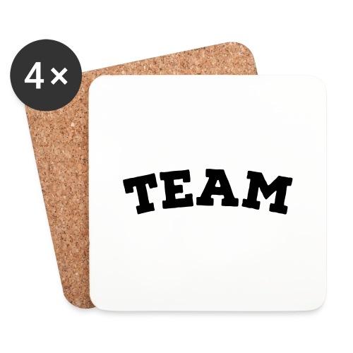 Team - Coasters (set of 4)