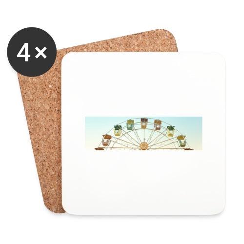 header_image_cream - Coasters (set of 4)