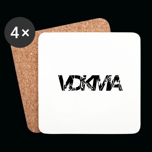 vdkma x 130 x spörts - Lasinalustat (4 kpl:n setti)