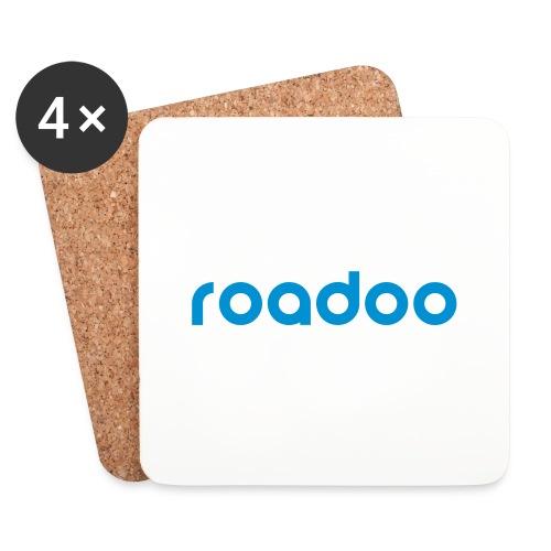 Roadoo Logo - Dessous de verre (lot de 4)