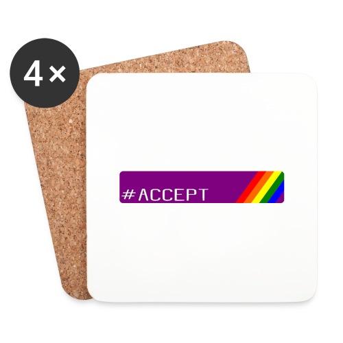 79 accept - Untersetzer (4er-Set)