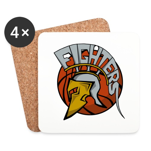 Fighters Logo - Untersetzer (4er-Set)