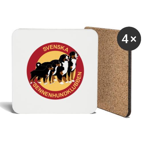 Sennenhundklubben - Underlägg (4-pack)