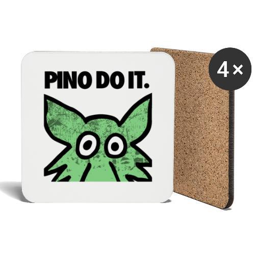 PINO DO IT - Sottobicchieri (set da 4 pezzi)