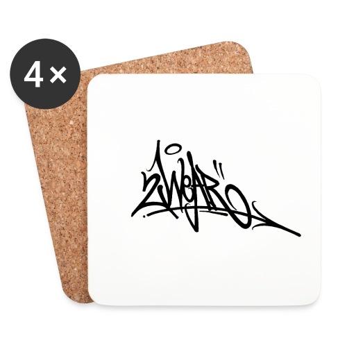√ 2wear Style It - Glasbrikker (sæt med 4 stk.)
