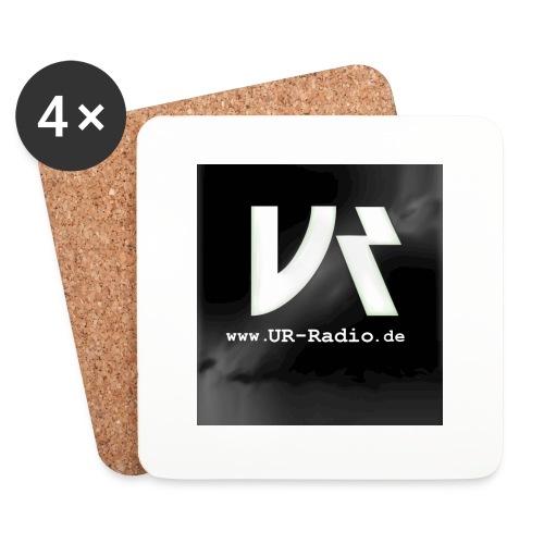 logo spreadshirt - Untersetzer (4er-Set)