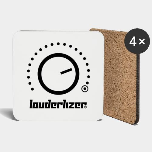 Louderlizer ® - Untersetzer (4er-Set)