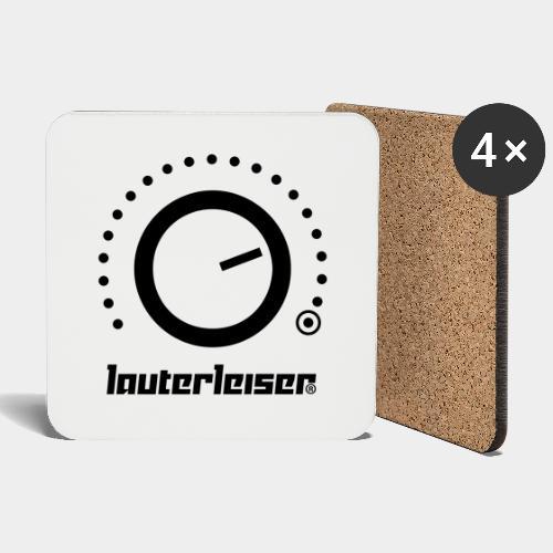 Lauterleiser ® - Untersetzer (4er-Set)