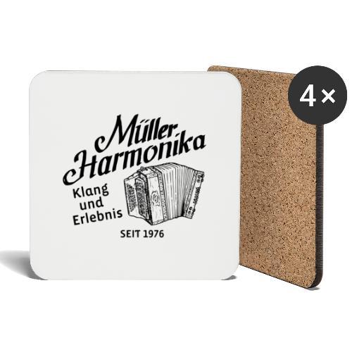 Müller - Klang & Erlebnis - Untersetzer (4er-Set)
