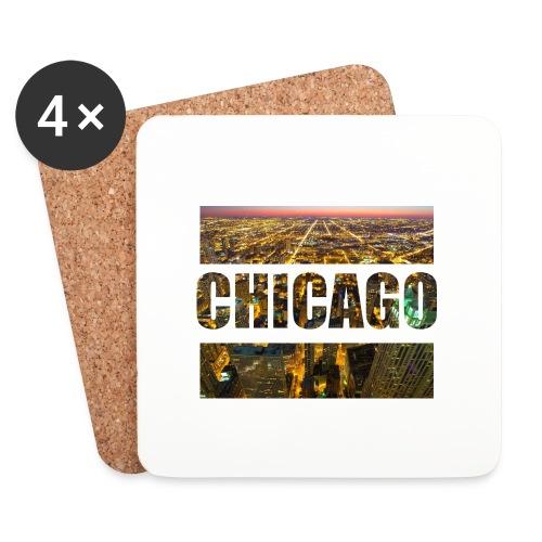Chicago - Untersetzer (4er-Set)