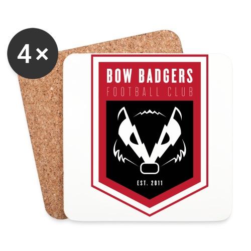 BB_LOGO_FINAL - Coasters (set of 4)